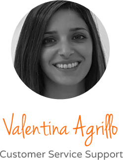 Valentina Agrillo - Customer Service Support